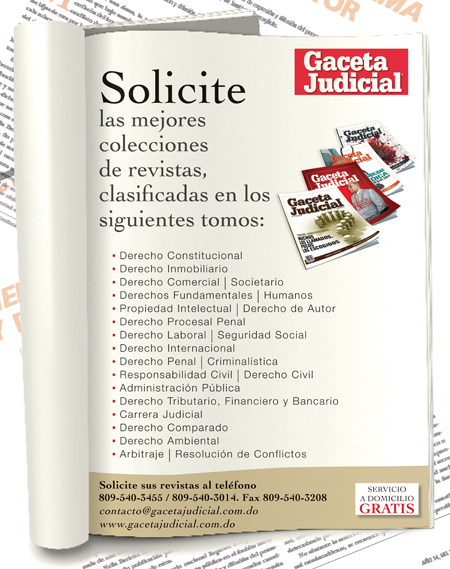 revistas-gaceta-jucidial-tomos