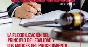 Portada Revista Gaceta Judicial núm. 389